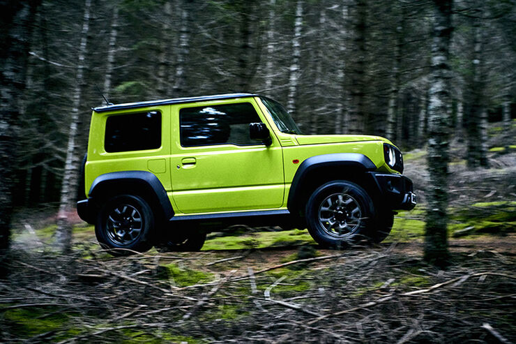 suzuki jimny 2018 fahrbericht daten preis marktstart. Black Bedroom Furniture Sets. Home Design Ideas