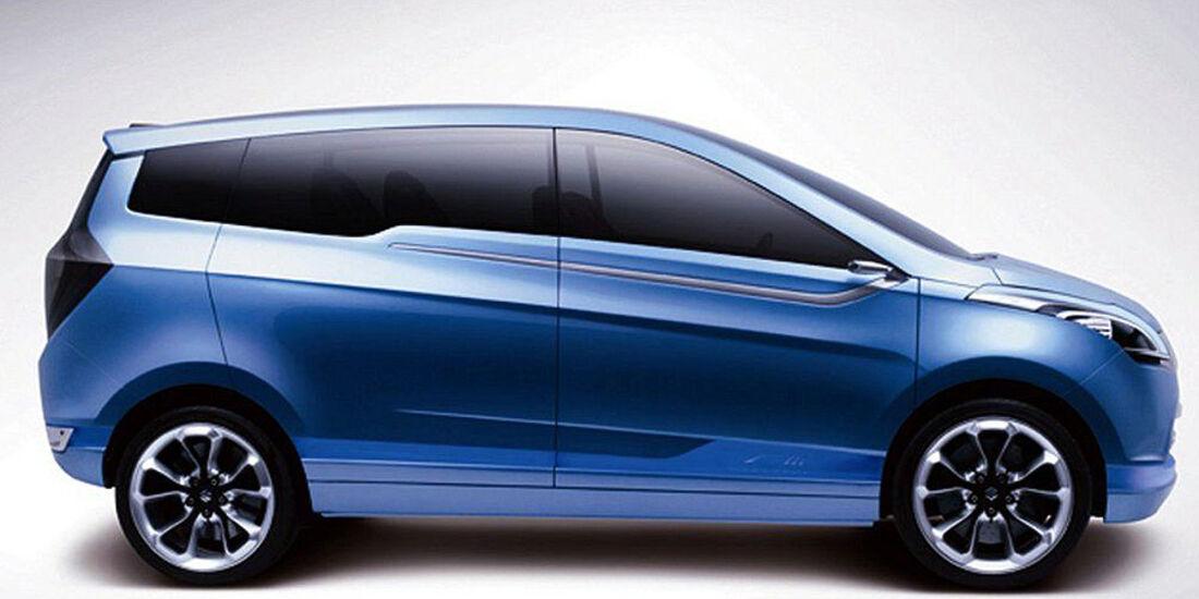 Suzuki R3 Concept MPV