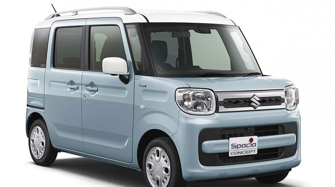 Suzuki SPACIA CONCEPT Tokyo Motor Show 2017