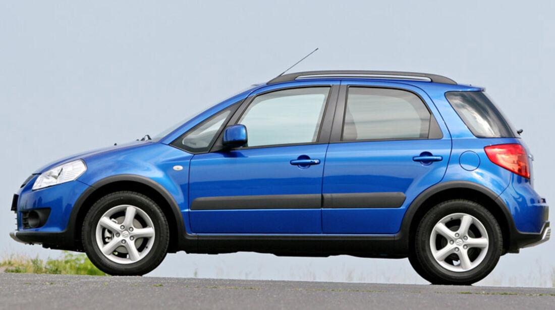 Suzuki SX4 1.6 VVT i AWD