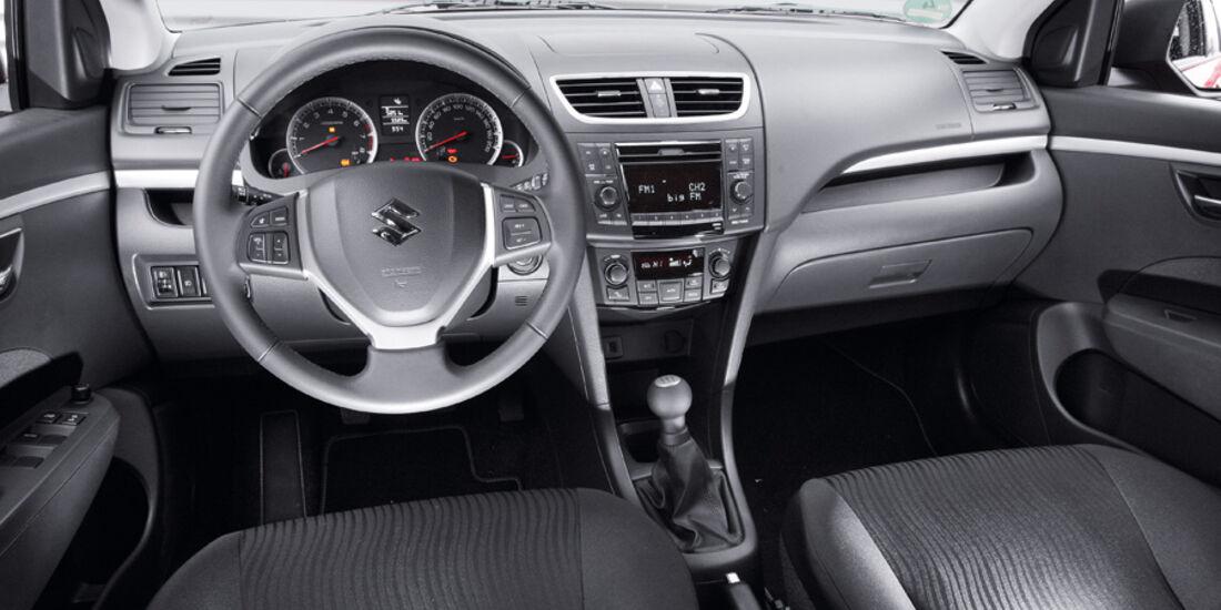 Suzuki Swift 1.2 Innenraum