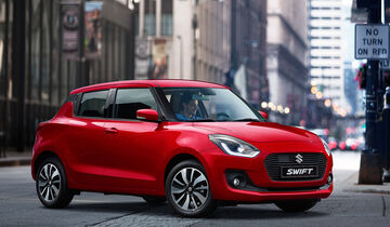 Suzuki Swift (2017)