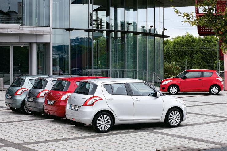 Suzuki Swift Kaufberatung Kleinwagen Von Im Uberblick