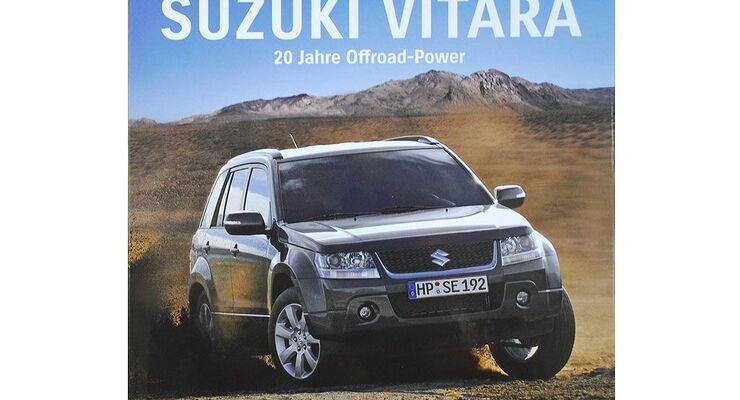 Suzuki Vitara Buch 20 Jahre Offroad Power