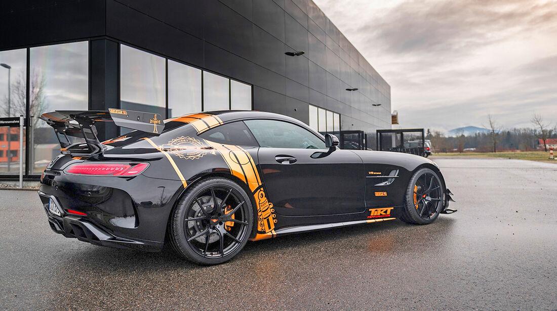 TIKT-Mercedes-AMG GT R - Tuning - Coupé - sport auto Award 2019
