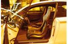 TJ-BMW 1er Coupé V10 SMG, Fahrersitz