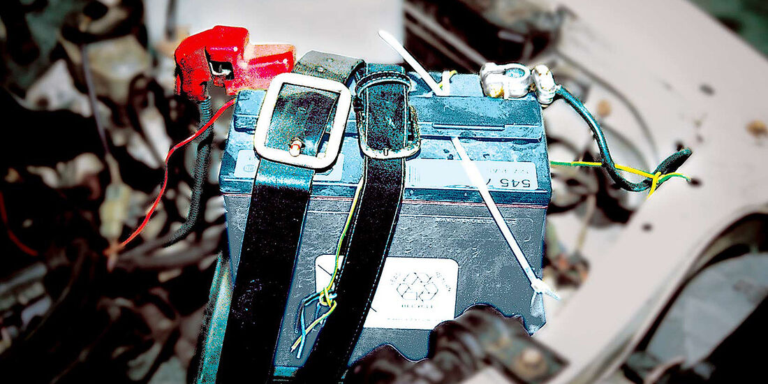 TÜV, GFÜ, Batterie