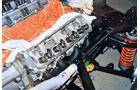 TVR 2000 M, Motor, Vergaser
