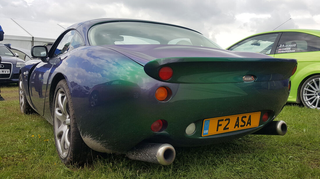 TVR Tuscan Speed 6 - Carspotting - 24h-Rennen Le Mans 2016