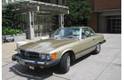 Tacoma 1975 Mercedes-Benz 450SL Convertible
