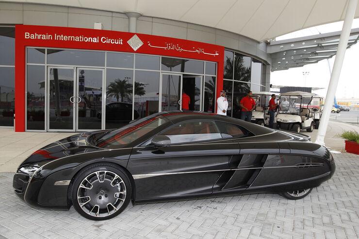 Tagebuch - GP Bahrain 2013