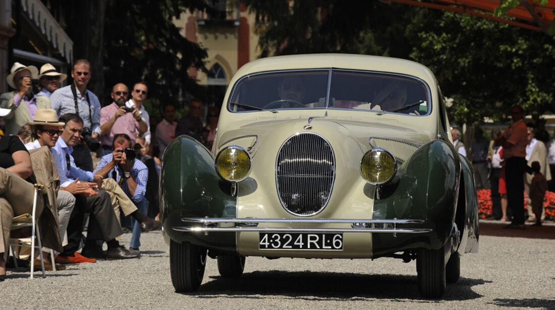 Talbot-Lago, T23, Coupé Royal, Figoni & Falaschi, 1938, Joseph Cantore, USA