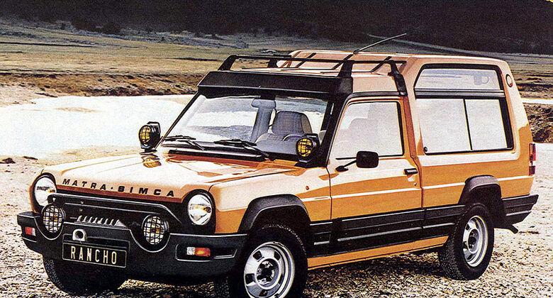 Talbot Matra Rancho - AUTO MOTOR UND SPORT