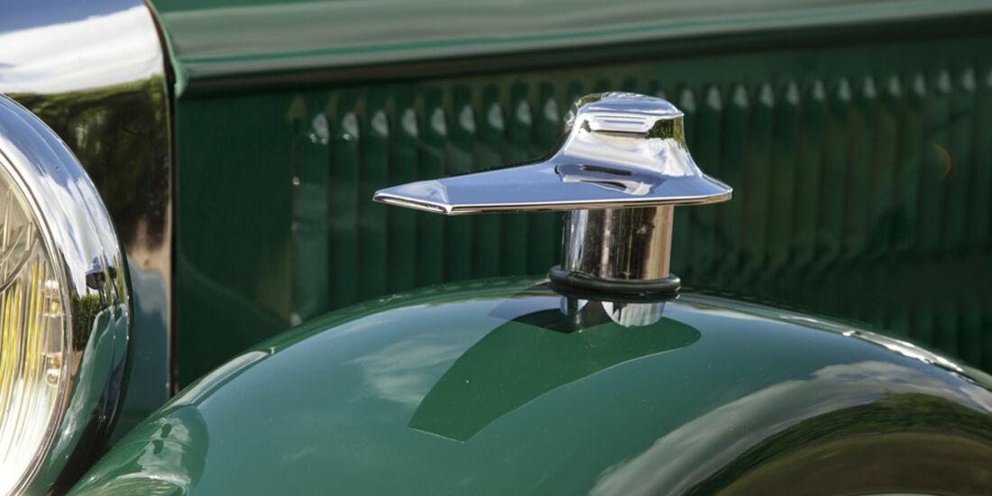 Tatra T80, Detail, Tarnlicht