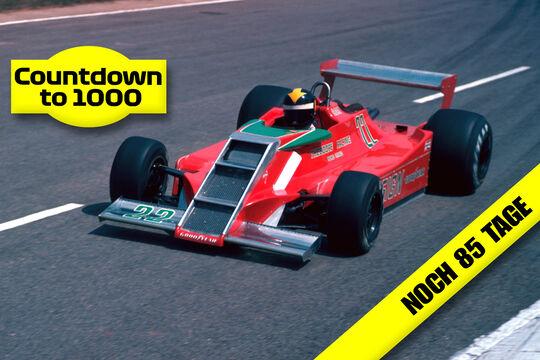 Teaser - Countdown to 1000 - Derek Daly - Ensign N179 - GP Südafrika 1979