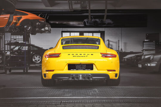 Techart Performance Paket Porsche 911 Carrera T