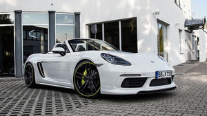 Techart Porsche 718 Boxster