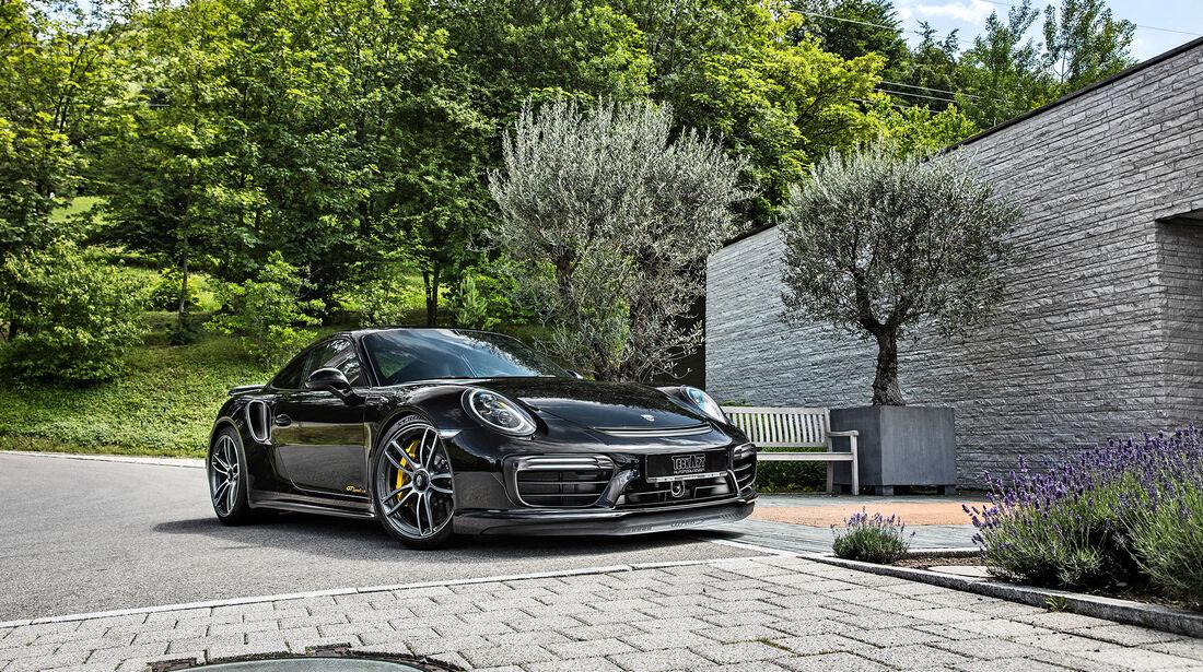 Techart-Porsche 911 Turbo S - Tuning - Coupé - sport auto Award 2019