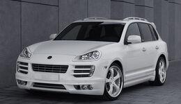 Techart Porsche Cayenne Diesel