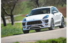 Techart Porsche Macan 2.0 Front