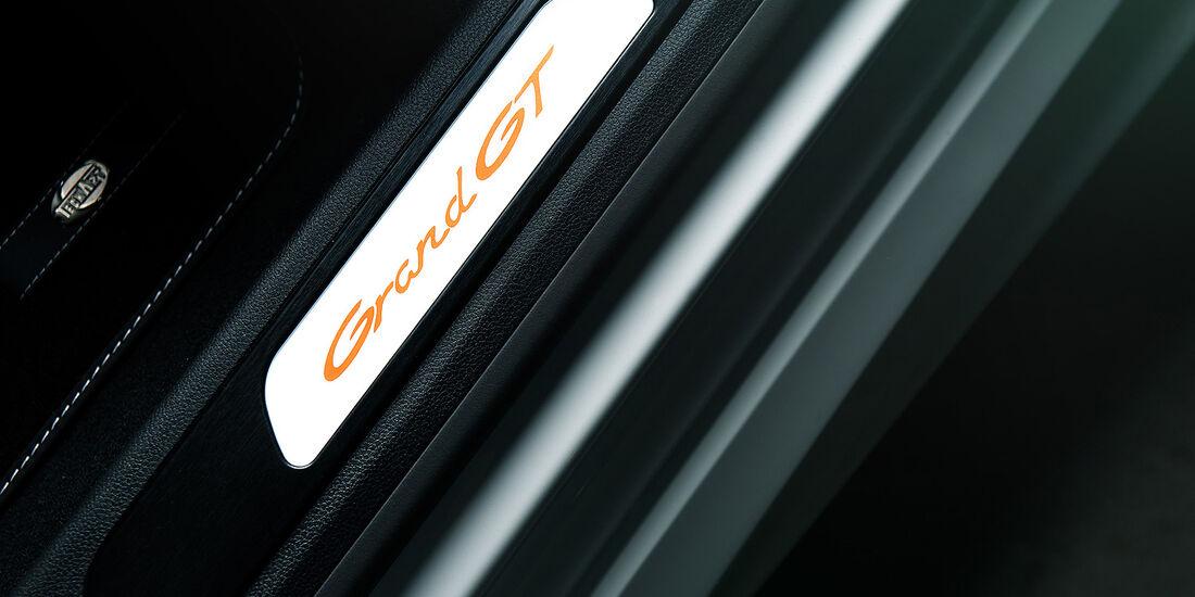 Techart Porsche Panamera, Einstiegsleiste