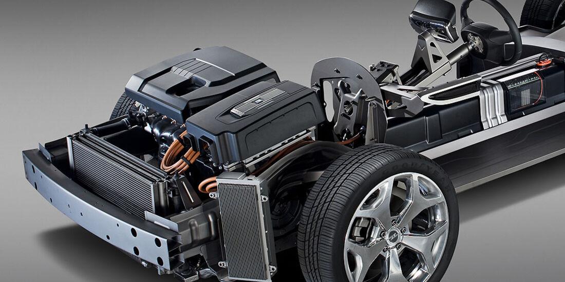Technik Elektroauto