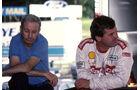 Teddy Mayer - Alan Jones - Lola - Brands Hatch 1985