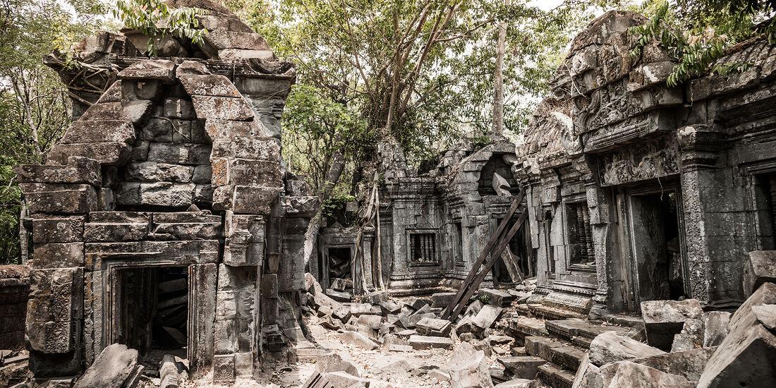 Tempelanlage Angkor