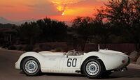 Terry Larson, Lister-Jaguar