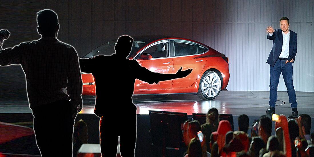 Tesla Gründer Elon Musk Martin Eberhard Marc Tarpenning