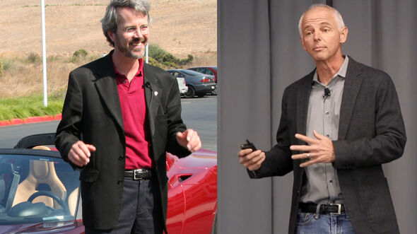 Tesla Gründer Marc Tarpenning Martin Eberhard