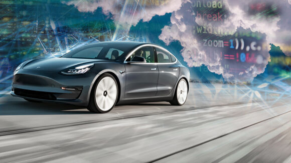 Tesla Model 3 Over-the-Air-Updates