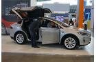 Tesla Model X - Electric Vehicle Symposium 2017 - Stuttgart - Messe - EVS30