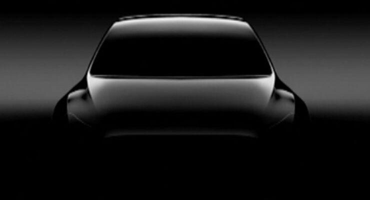 Elektro-SUV Tesla Model Y (2019): Fotos, Marktstart, Preis - auto ...