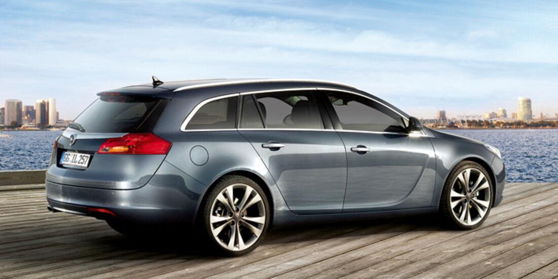 Test: Opel Insignia