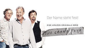 The Grand Tour - Ankündigung - Clarkson, Hammond & May