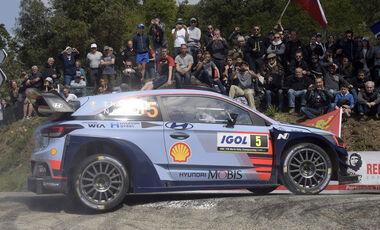 Rallye Korsika 2017