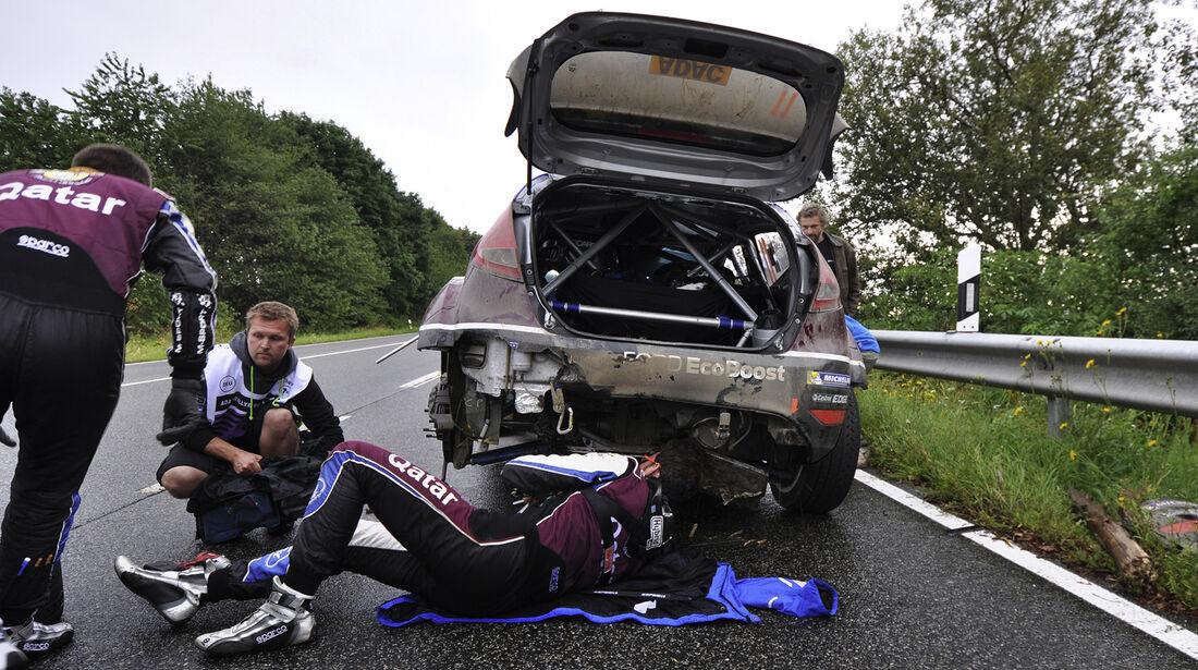 Thierry Neuville WRC Rallye Deutschland 2013