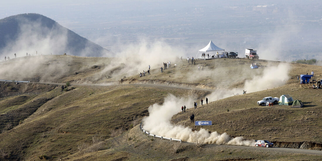 Thierry Neuvillie WRC Rallye Mexiko 2012