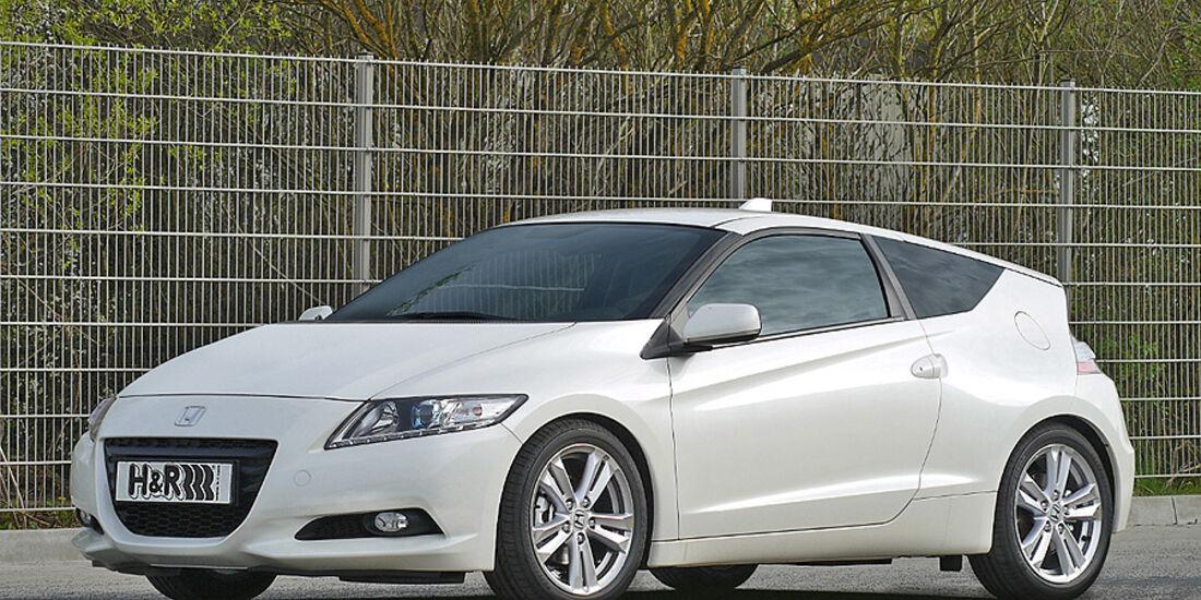 Tieferlegung H&R Honda CR-Z
