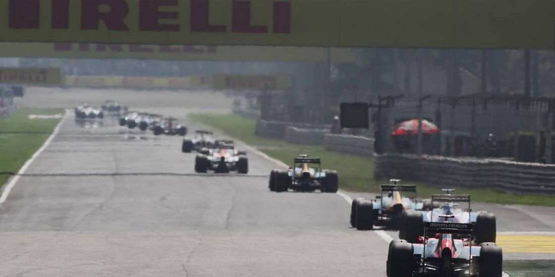 Timo Glock - Formel 1 - GP Italien - 09. September 2012