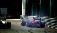 Timo Glock - GP Singapur 2012