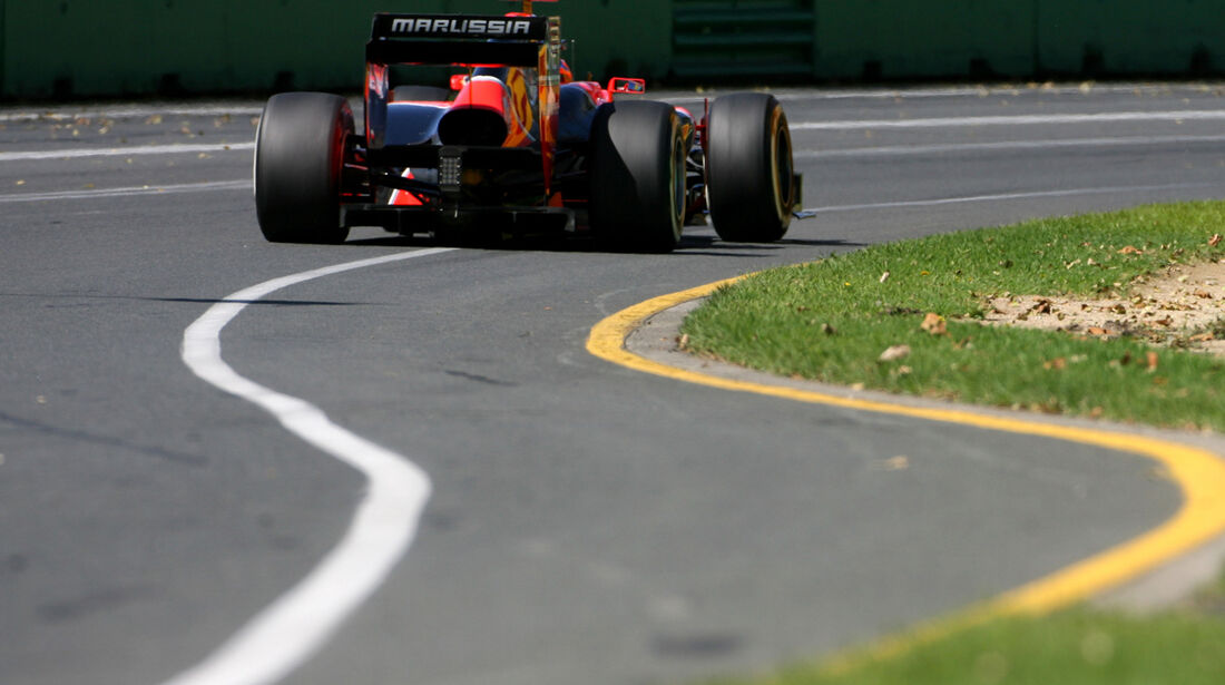 Timo Glock - Marussia - GP Australien - Melbourne - 17. März 2012