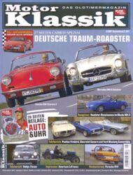 Titel Motor Klassik, Heft 05/2007