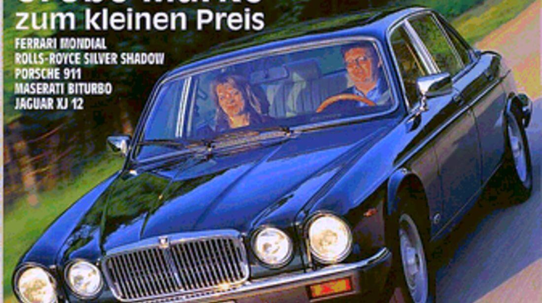 Titel Motor Klassik, Heft 07/2003