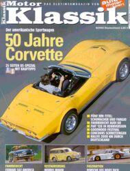 Titel Motor Klassik, Heft 09/2002