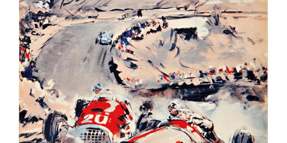 Titelbild, auto-motor-sport 15/1951