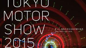 Tokyo Motor Show 2015 Logo