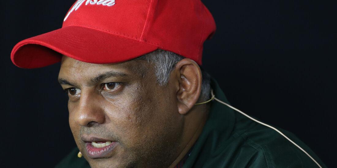 Toni Fernandes GP Singapur 2013