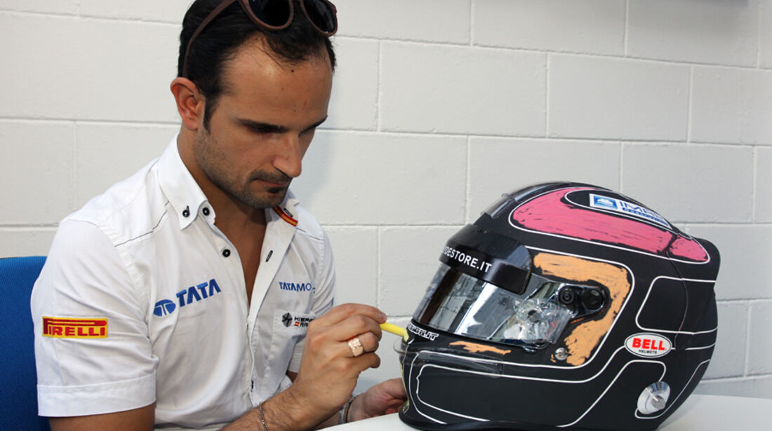 Tonio Liuzzi - GP Brasilien - 25. November 2011